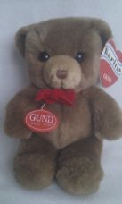 Adorable Gund 1983 'Tender Teddy' Collectable Plush Bear + Tags